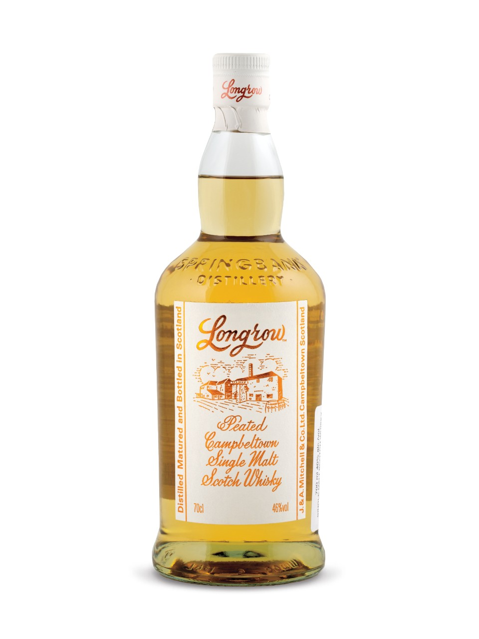 Longrow Peated Campbeltown Single Malt Scotch Whisky from LCBO