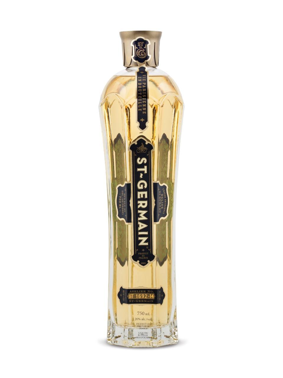 St Germain Elderflower Liqueur Lcbo