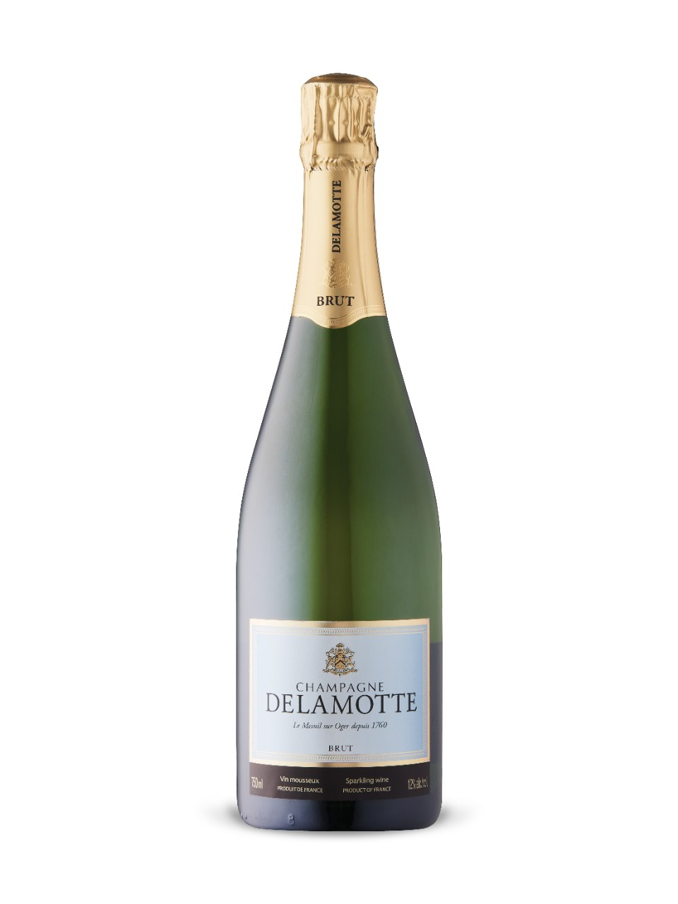 Image for Delamotte Brut Champagne from LCBO