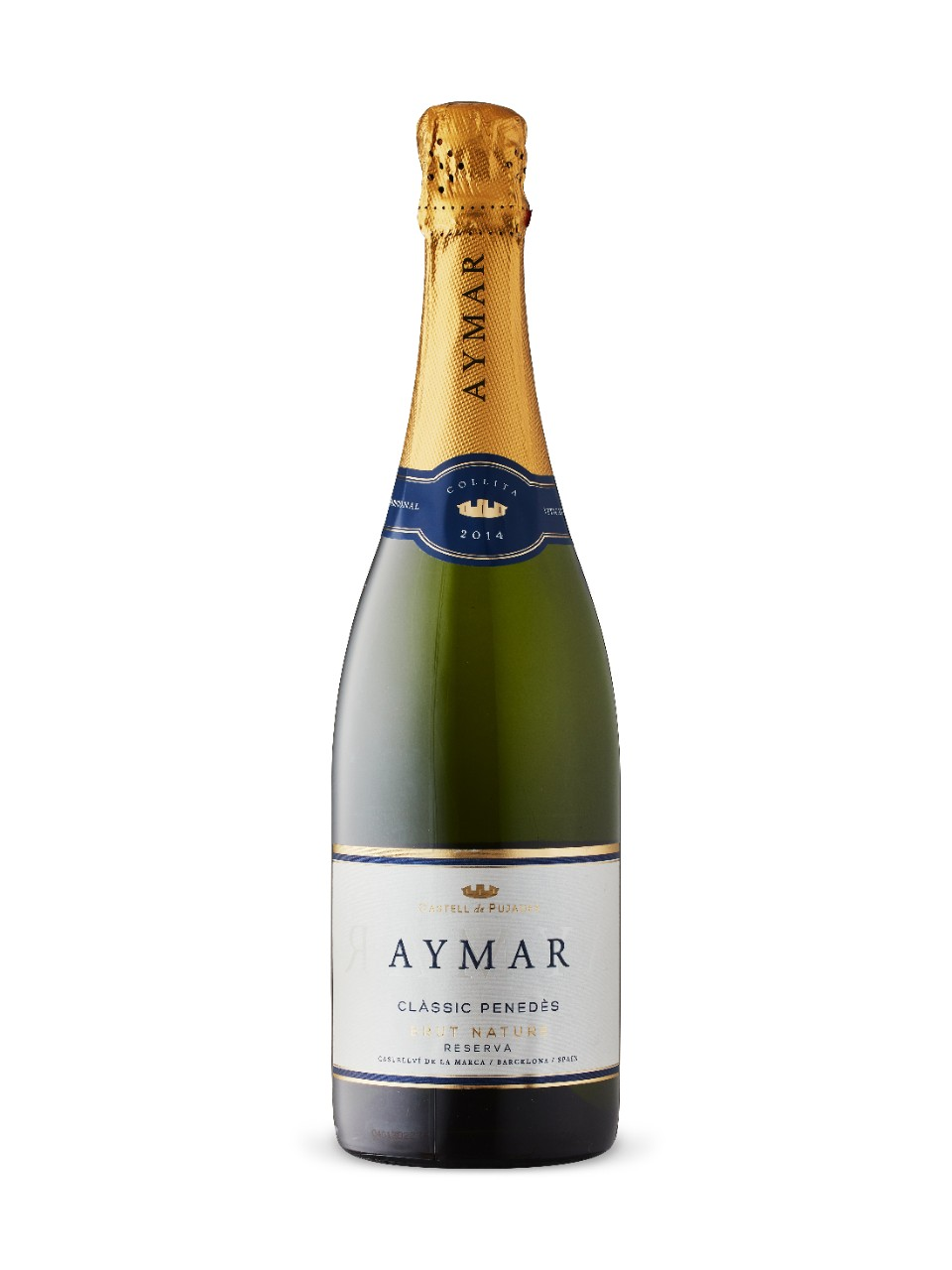 Image for Aymar Brut Nature 2014 from LCBO