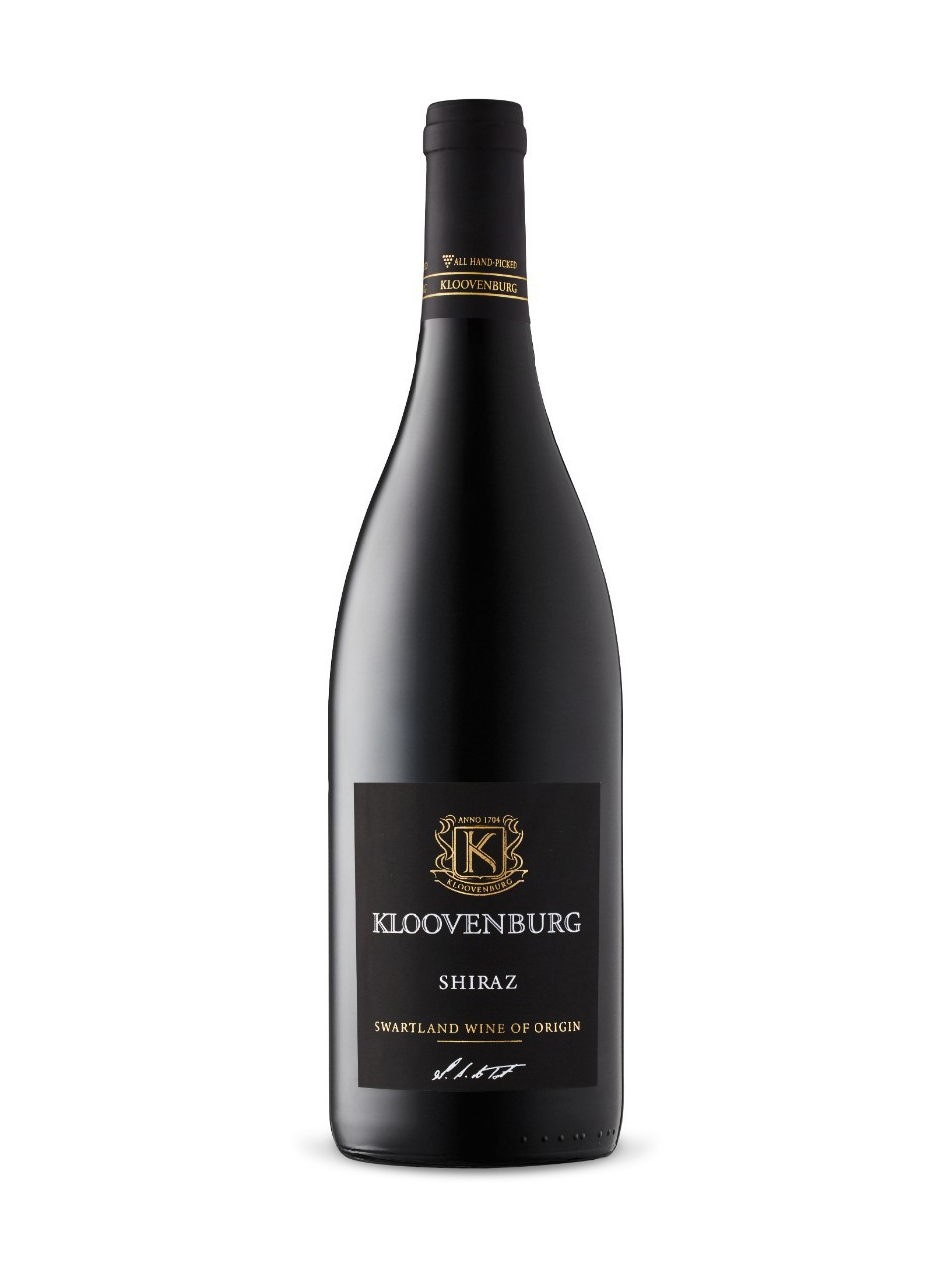 Image for Kloovenburg Shiraz 2014 from LCBO