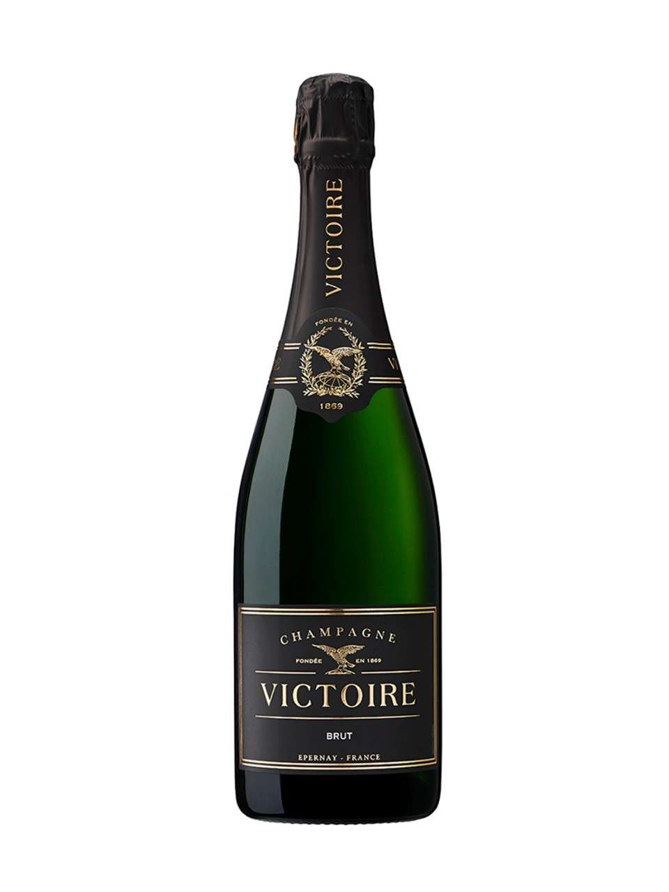 Image for Champagne Victoire Brut Prestige from LCBO