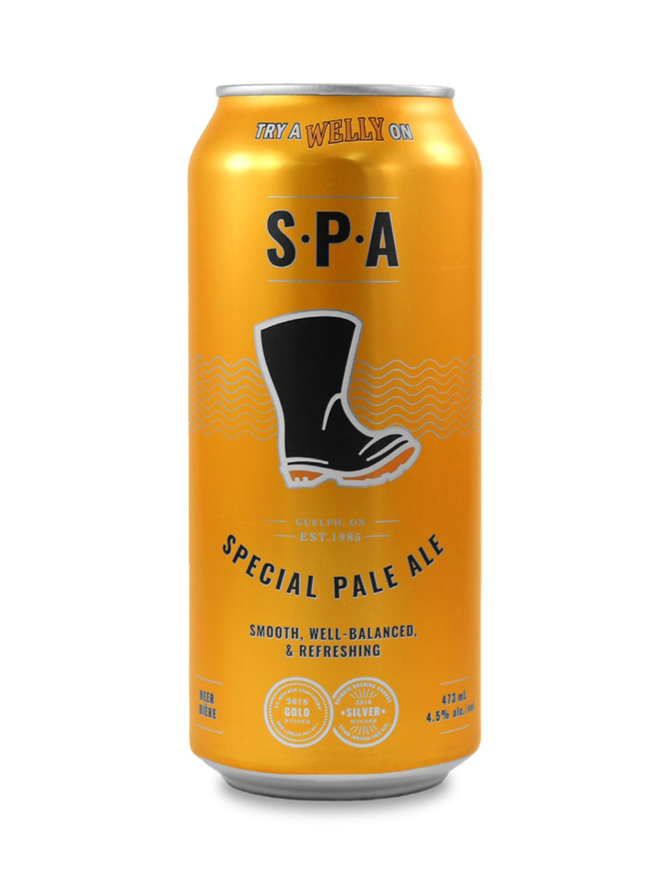 Wellington Special Pale Ale from LCBO