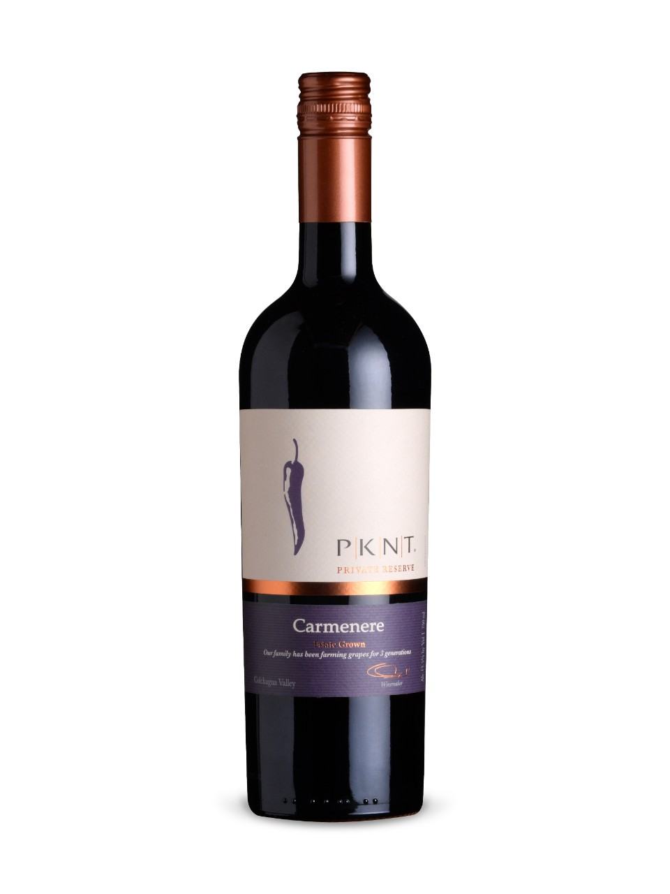 Image for PKNT Carmenère Reserve from LCBO