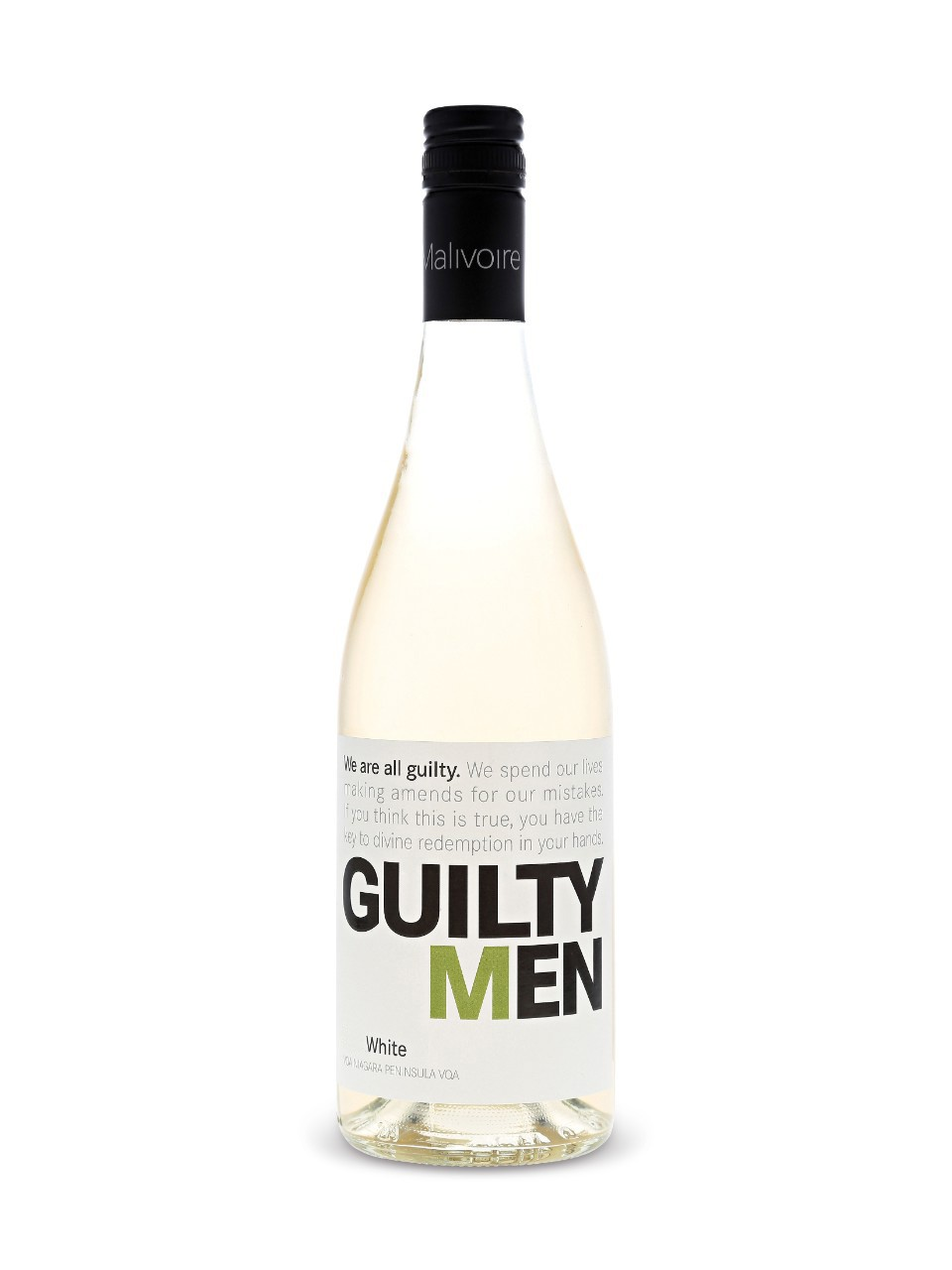 Image for Malivoire Guilty Men Riesling Sauvignon Blanc VQA from LCBO