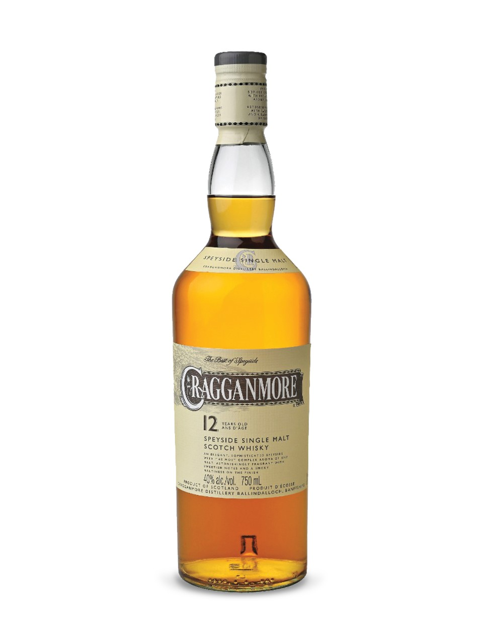 Image for Cragganmore 12 Year Old Single Malt Scotch Whisky from LCBO