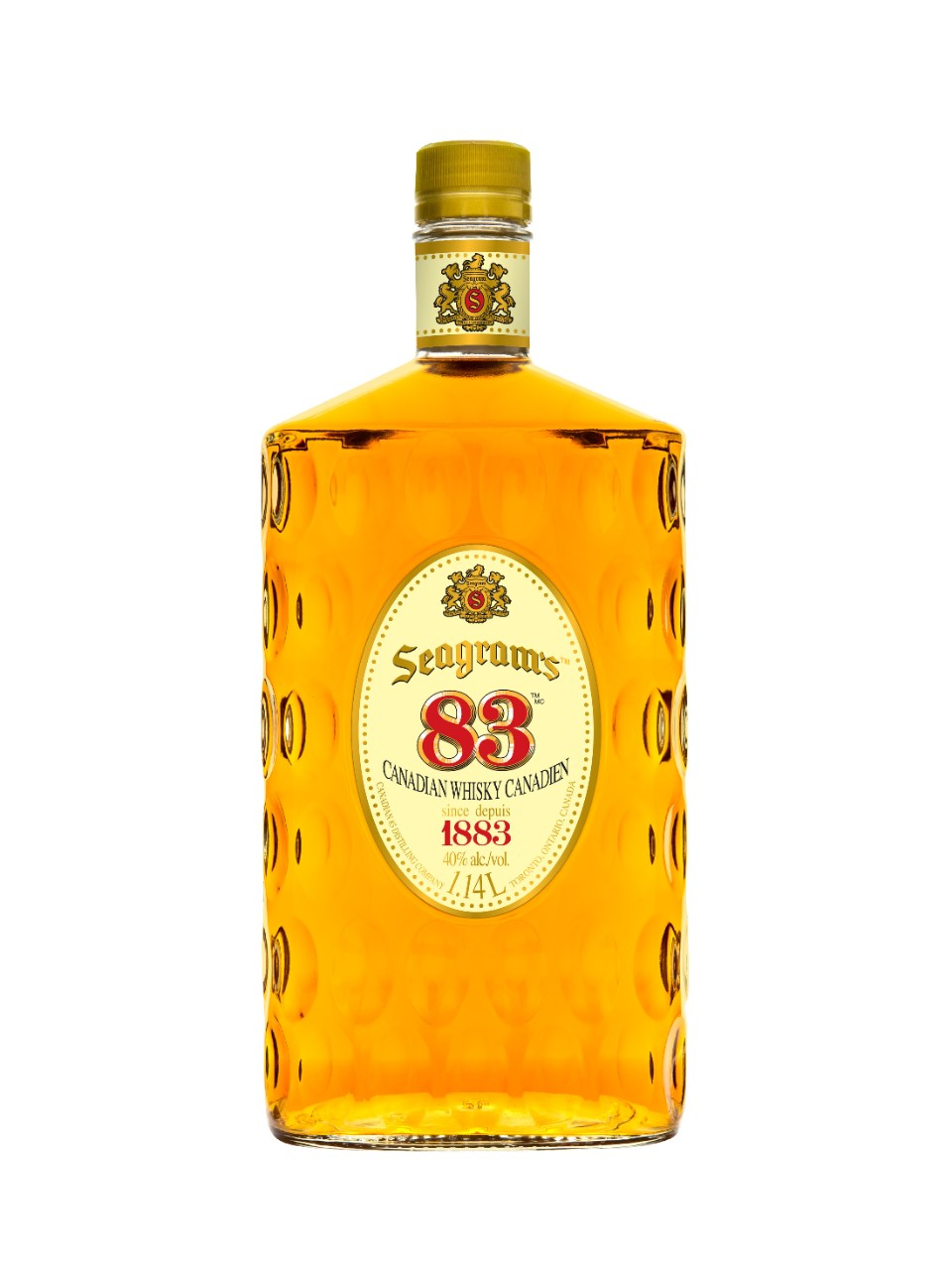 Whisky Seagram's 83
