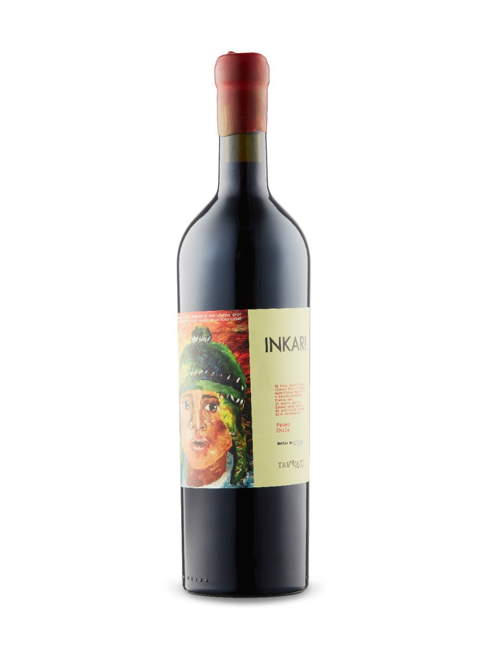 Image for Tremonte Inkari 2012 from LCBO