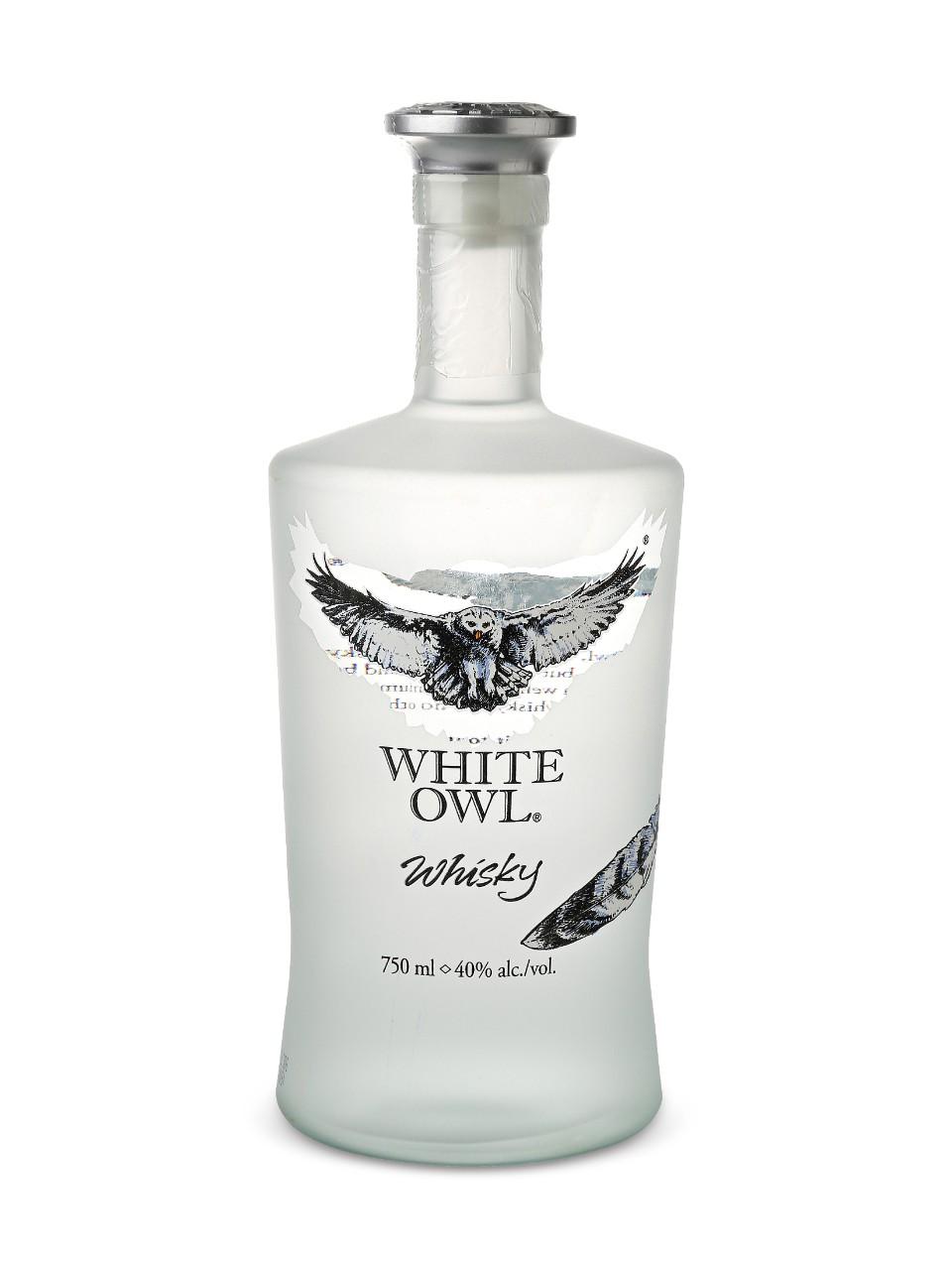 White Whiskey Barrel ~ White owl whisky lcbo