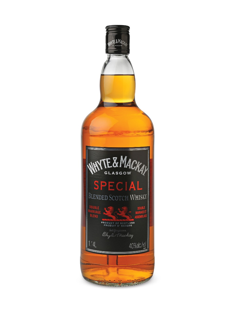Image for Whyte & Mackay Special Blend Scotch Whisky from LCBO