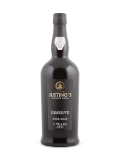 Justino's 5-Year-Old Reserve Fine Rich Madeira