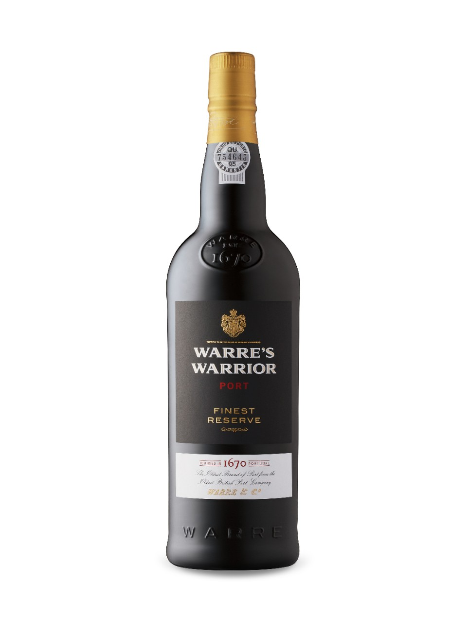 Image for Warre's Warrior Finest Reserve Port from LCBO