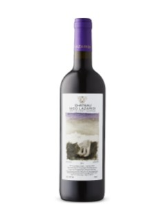 Chateau Lazaridi Red 2016