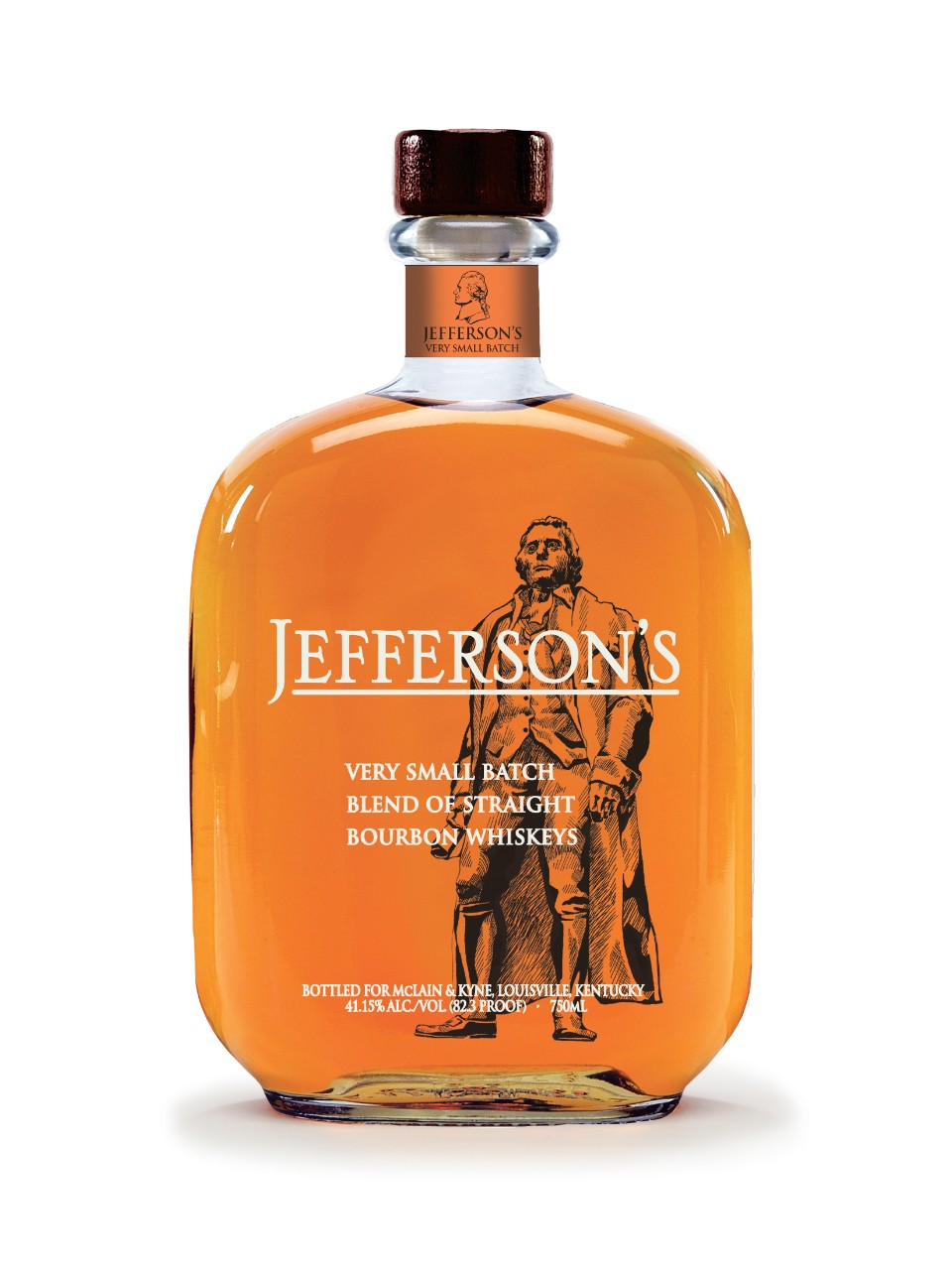 Image for Jefferson's Very Small Batch Kentucky Bourbon from LCBO