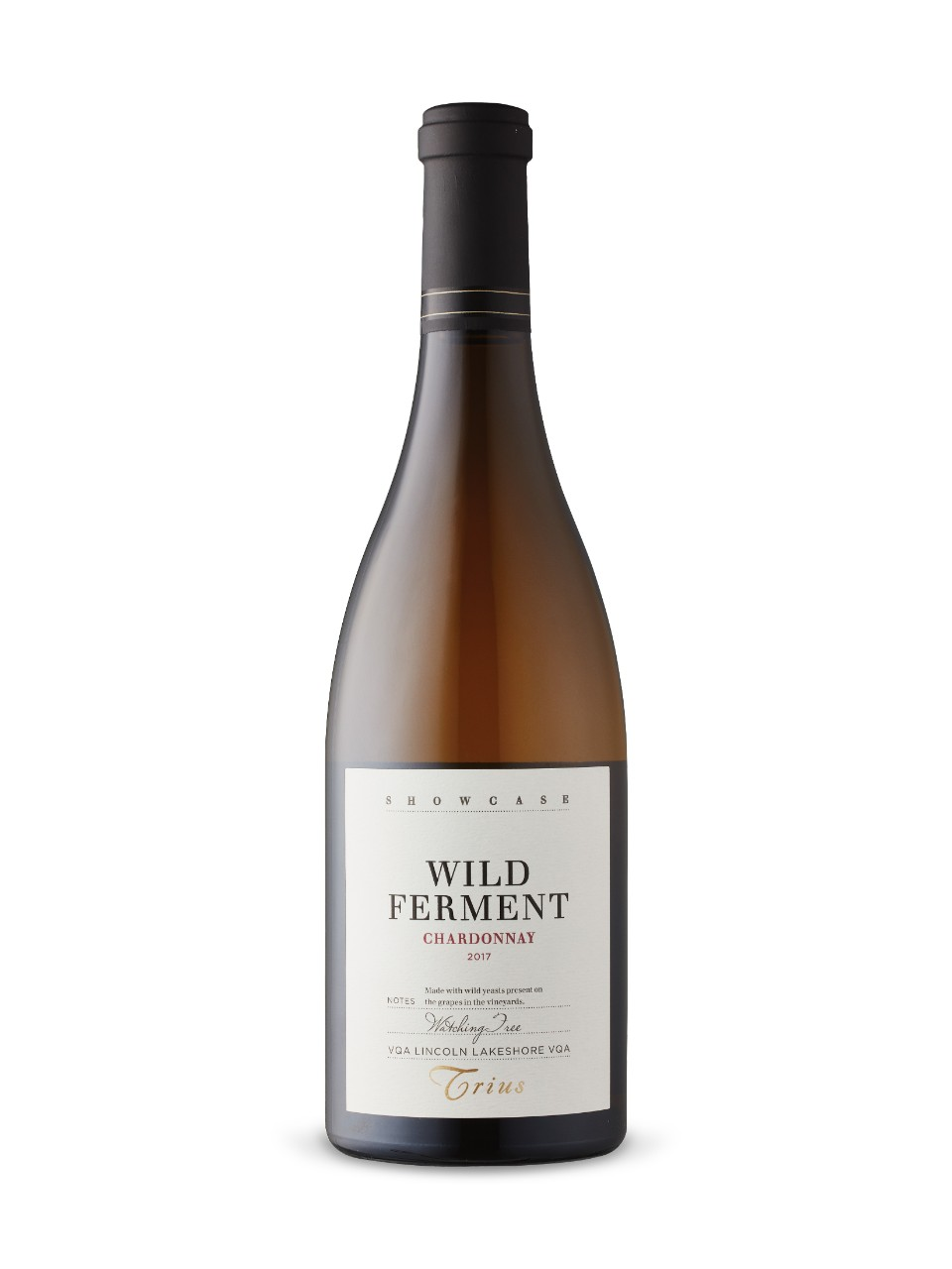 Image for Trius Showcase Wild Ferment Chardonnay 2015 from LCBO