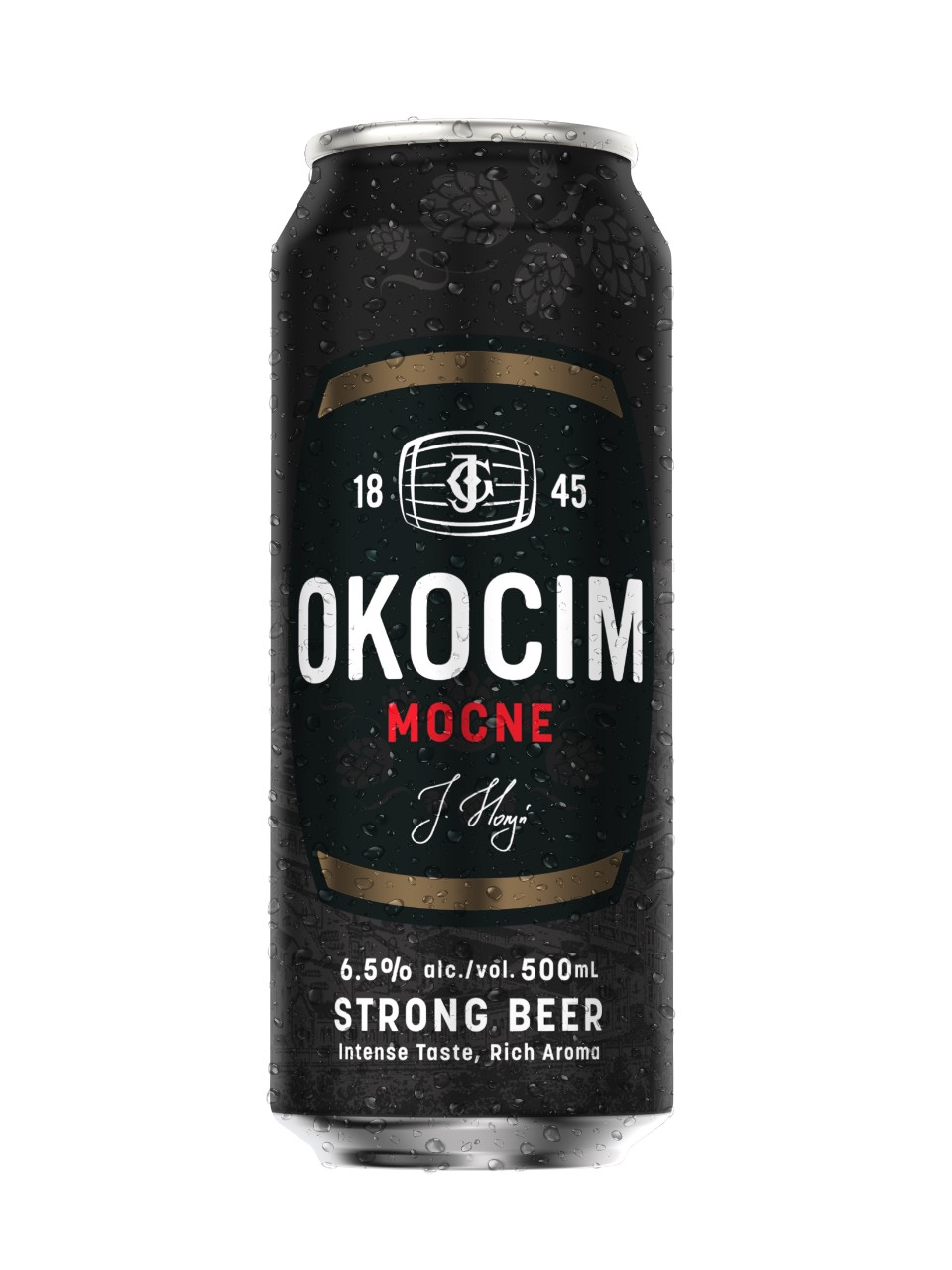 Image for Okocim Mocne from LCBO