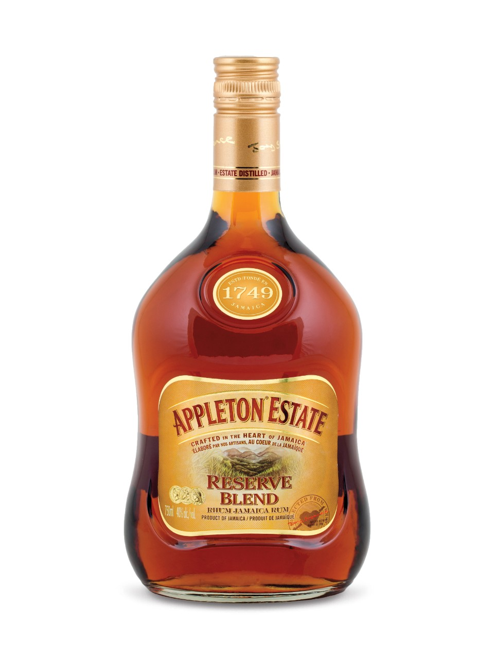 Rhum Appleton Estate Reserve
