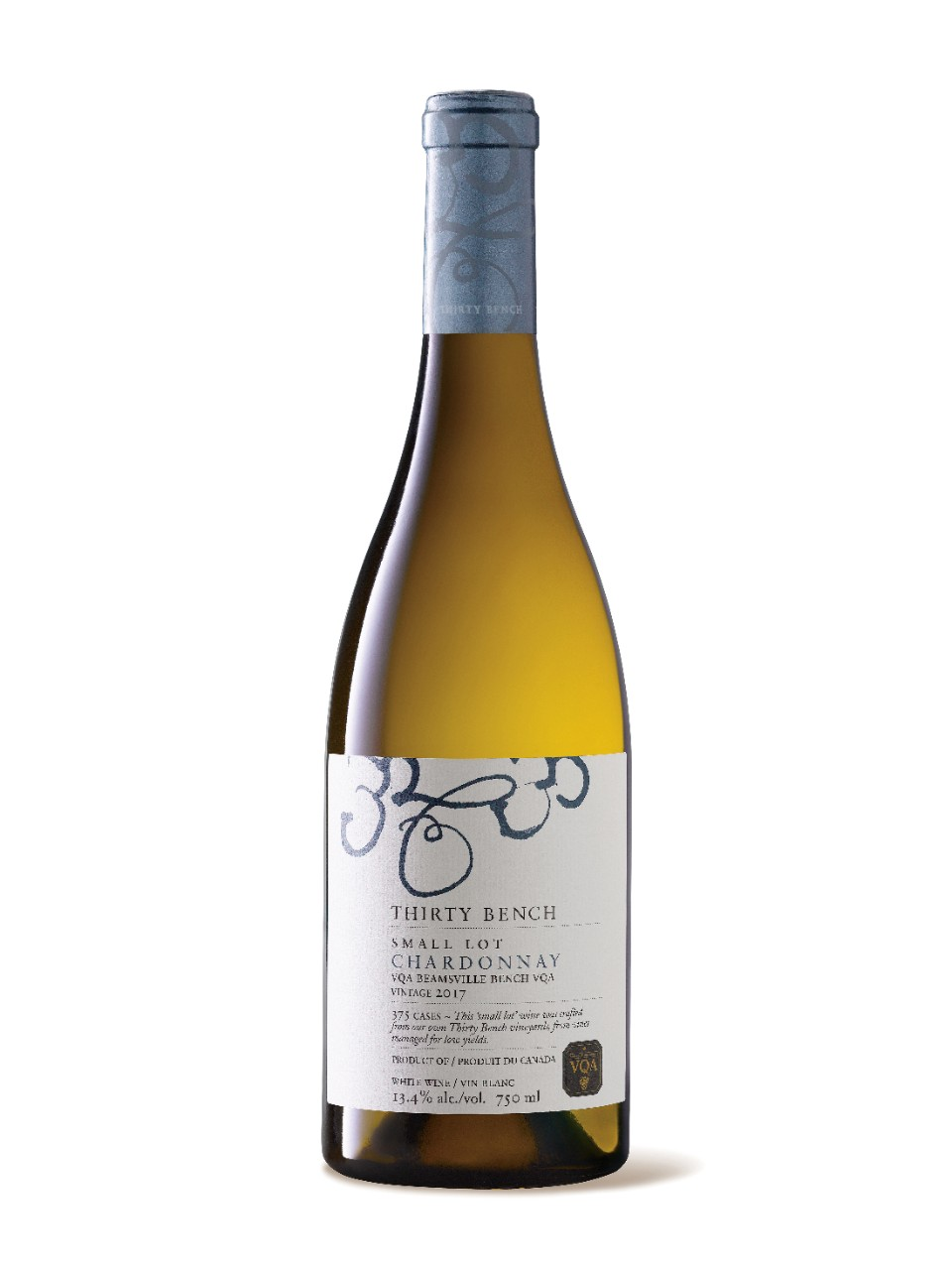 Chardonnay Small Lot Thirty Bench 2015