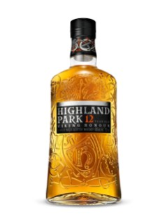 Highland Park Viking Honour 12 Year Old Single Malt Scotch Whisky