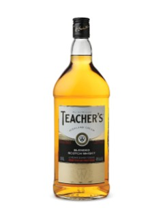 Teacher's Highland Scotch Whisky
