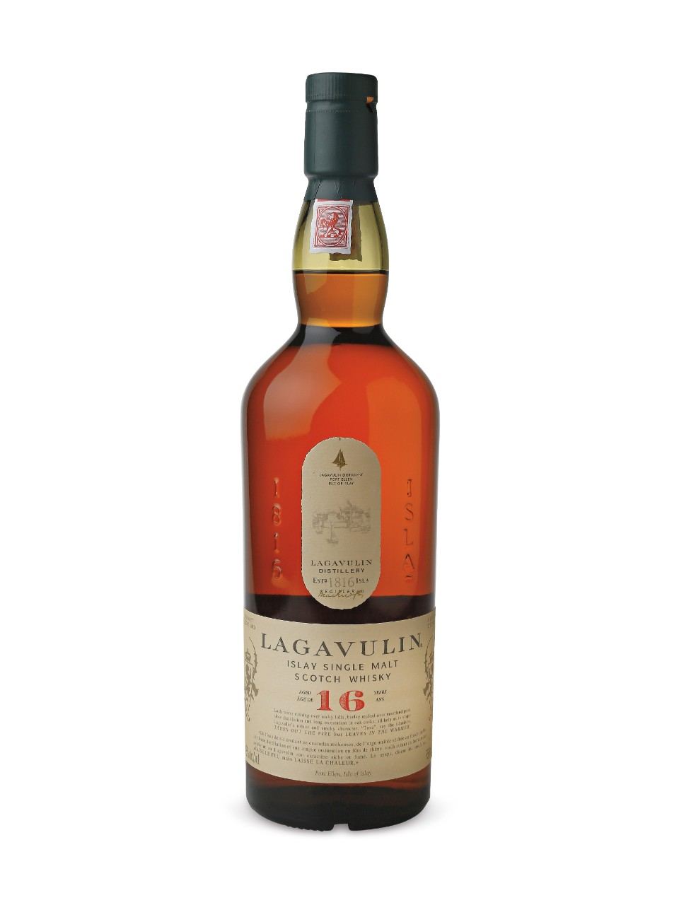Image for Lagavulin 16 Year Old Islay Single Malt Scotch Whisky from LCBO