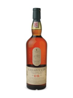Lagavulin 16 Year Old Islay Single Malt Scotch Whisky