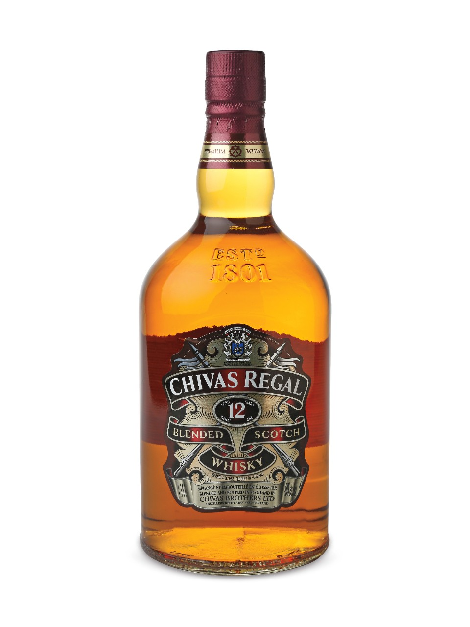 Image for Chivas Regal 12 Year Old Scotch Whisky from LCBO