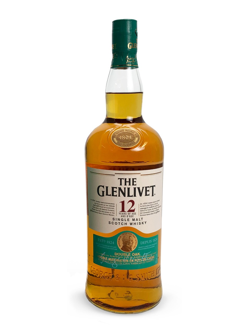 The Glenlivet 12 Year Old Single Malt Scotch Whisky from LCBO