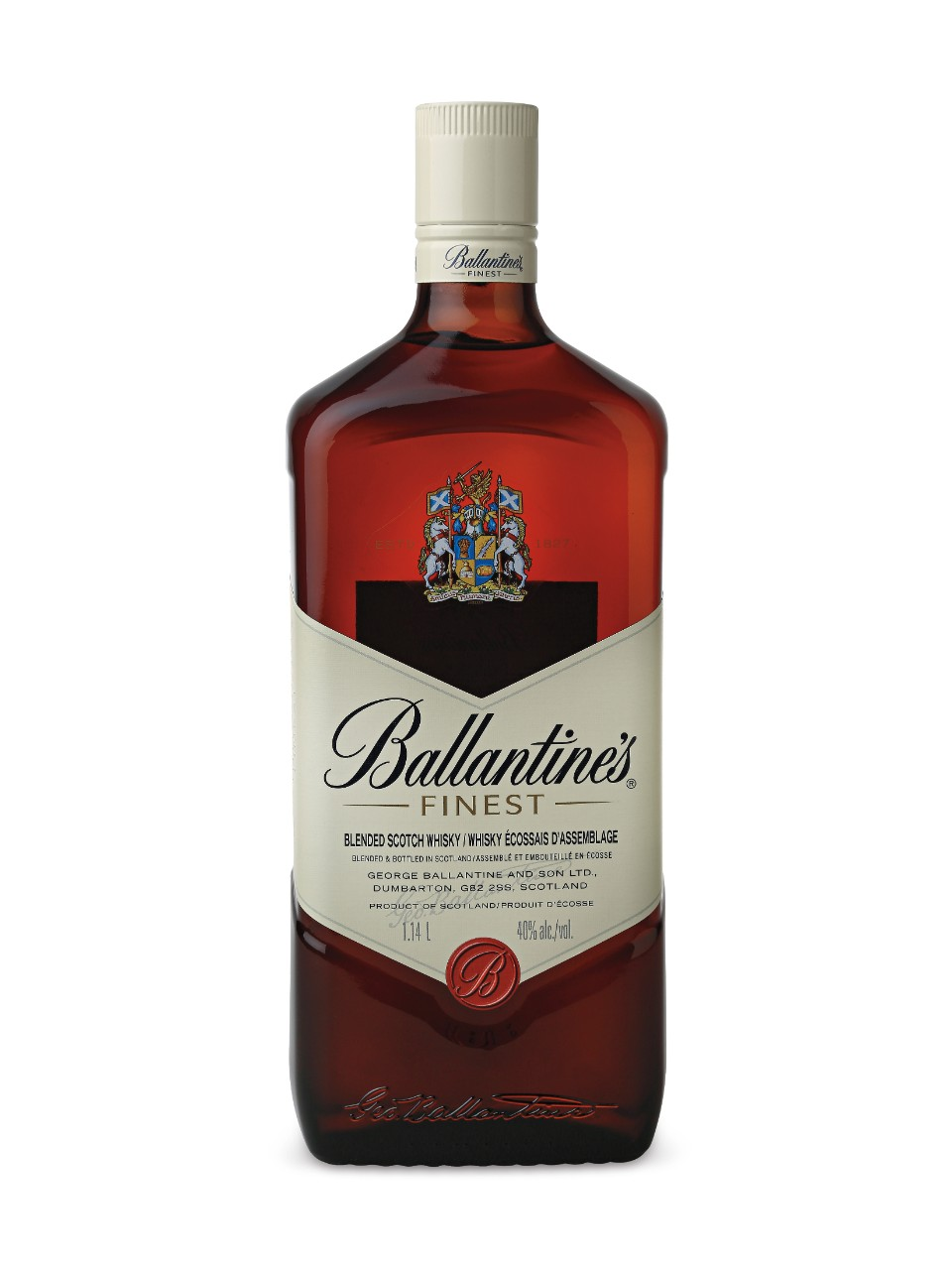 Blended Scotch Whisky Ballantine's Finest