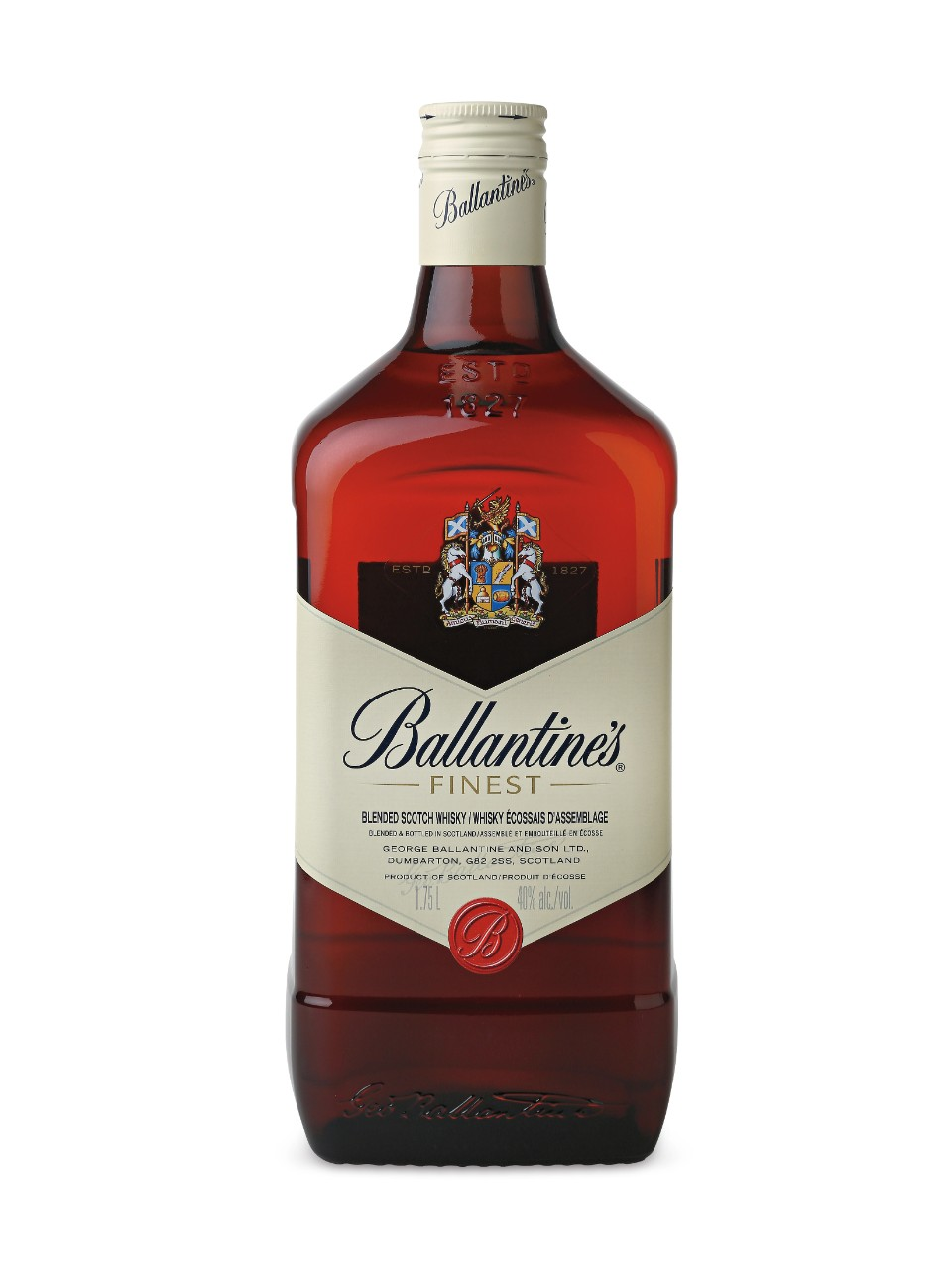 Image for Ballantine's Finest Blended Malt Scotch Whisky from LCBO