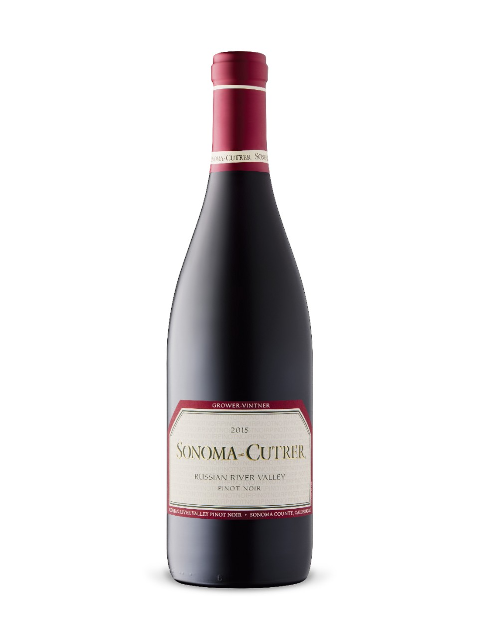 Image for Sonoma-Cutrer Russian River Valley Pinot Noir 2015 from LCBO