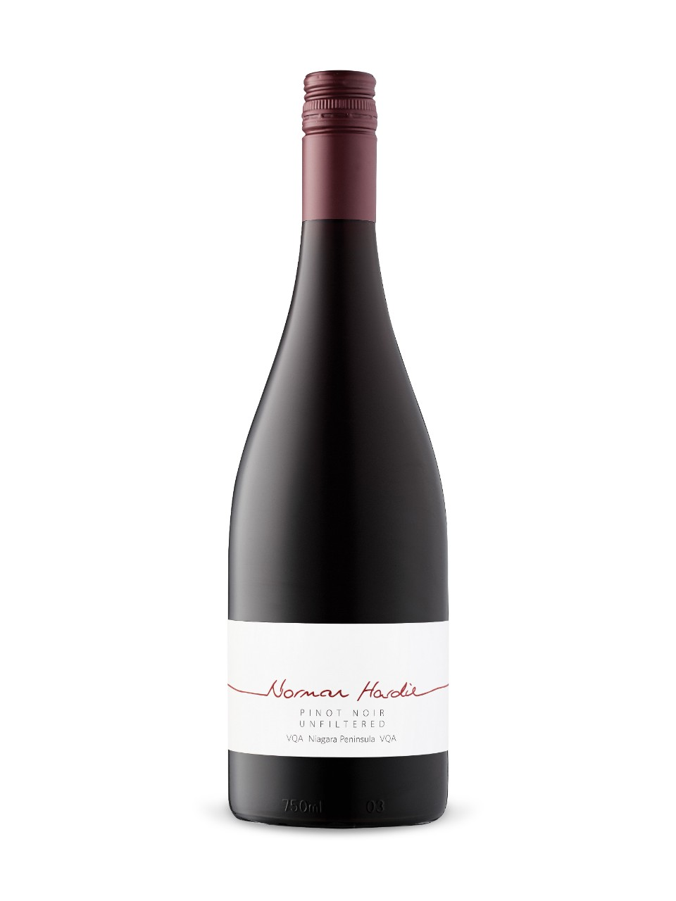 Image for Norman Hardie Unfiltered Niagara Pinot Noir 2016 from LCBO