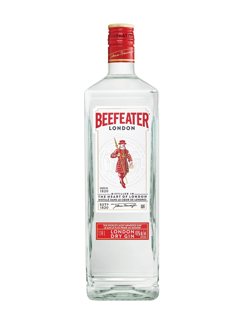 Image for Beefeater London Dry Gin from LCBO