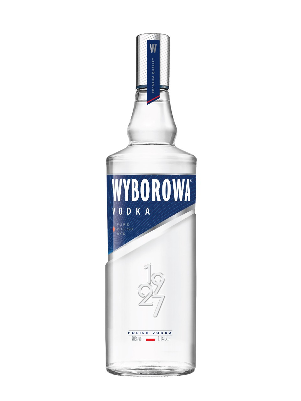 Image for Wyborowa Vodka from LCBO