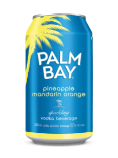 Palm Bay Pineapple-Mandarin-Orange Spritz