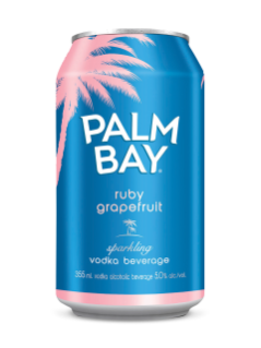 Palm Bay Ruby Grapefruit Sunrise Spritz