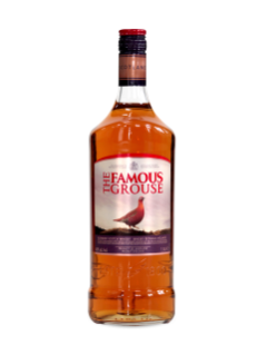 Scotch Whisky The Famous Grouse