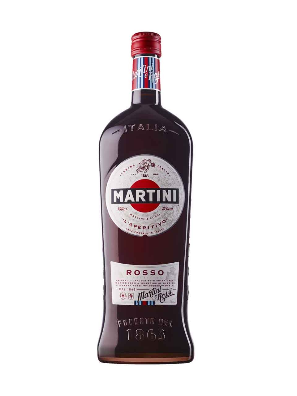 Image for Martini Sweet Vermouth Red from LCBO