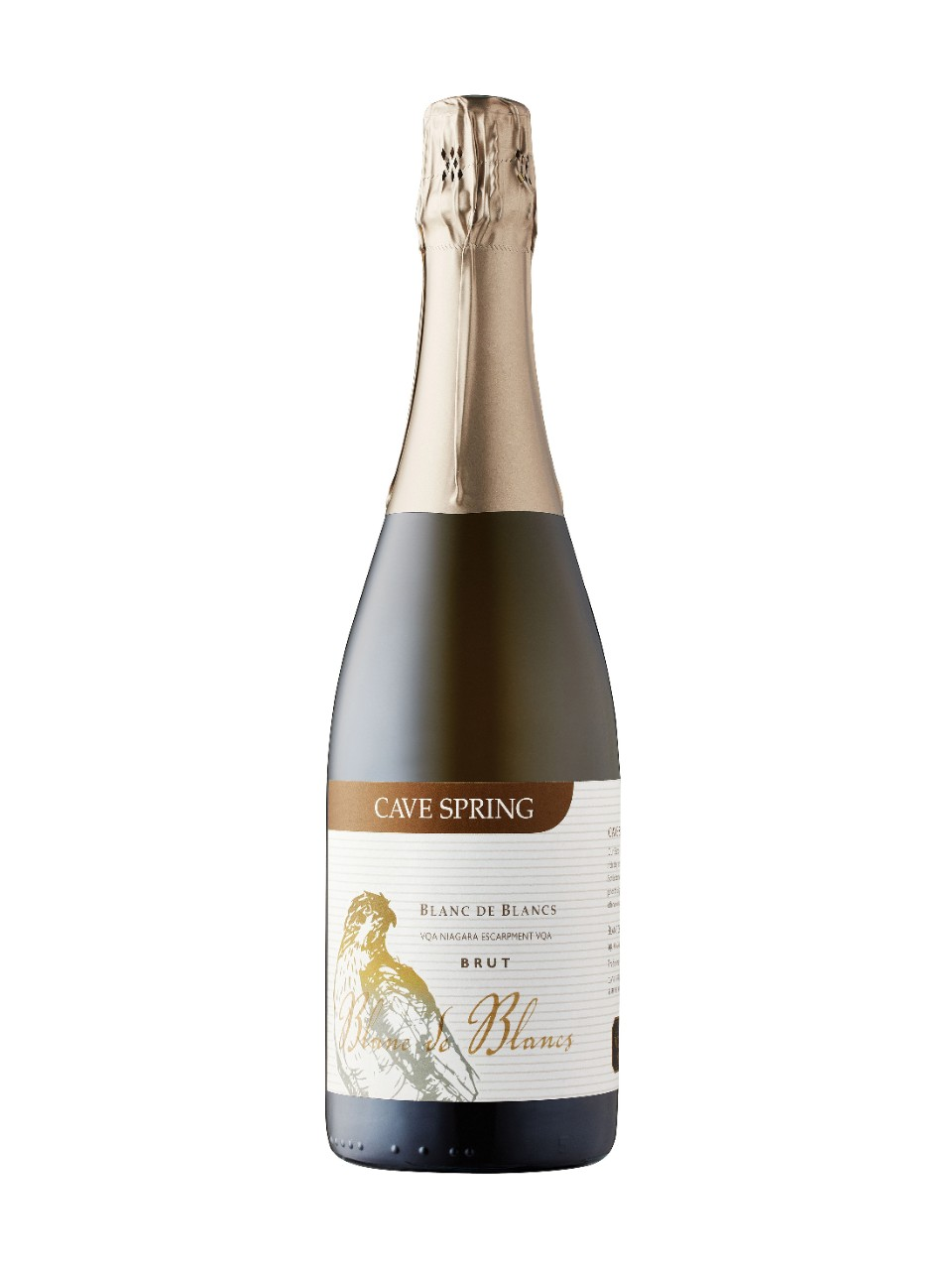 Image for Cave Spring Blanc de Blancs Brut Sparkling from LCBO