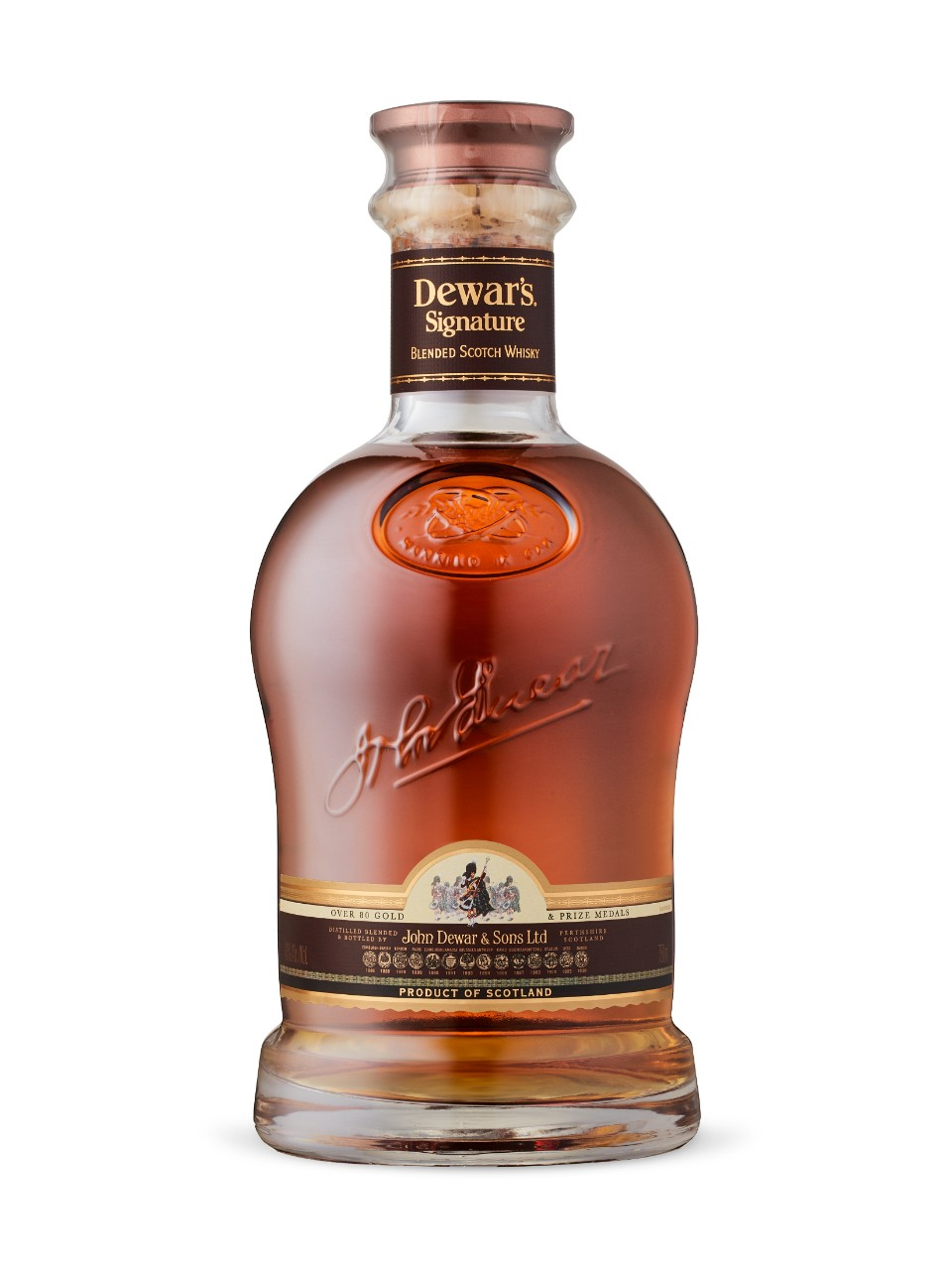 Image for Dewar's Signature Blended Scotch Whisky from LCBO