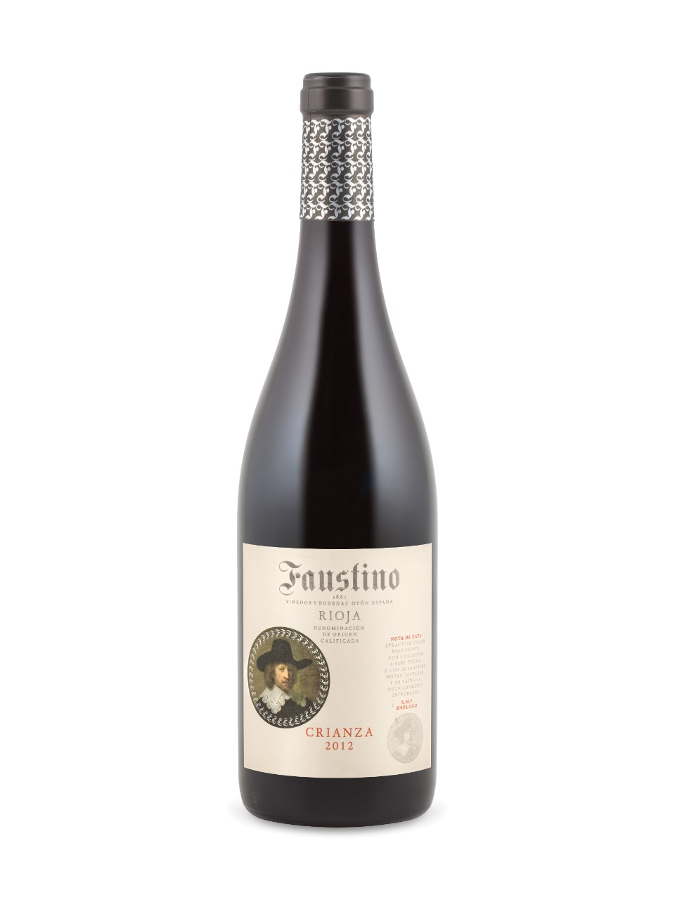 Image for Faustino Crianza 2016 from LCBO