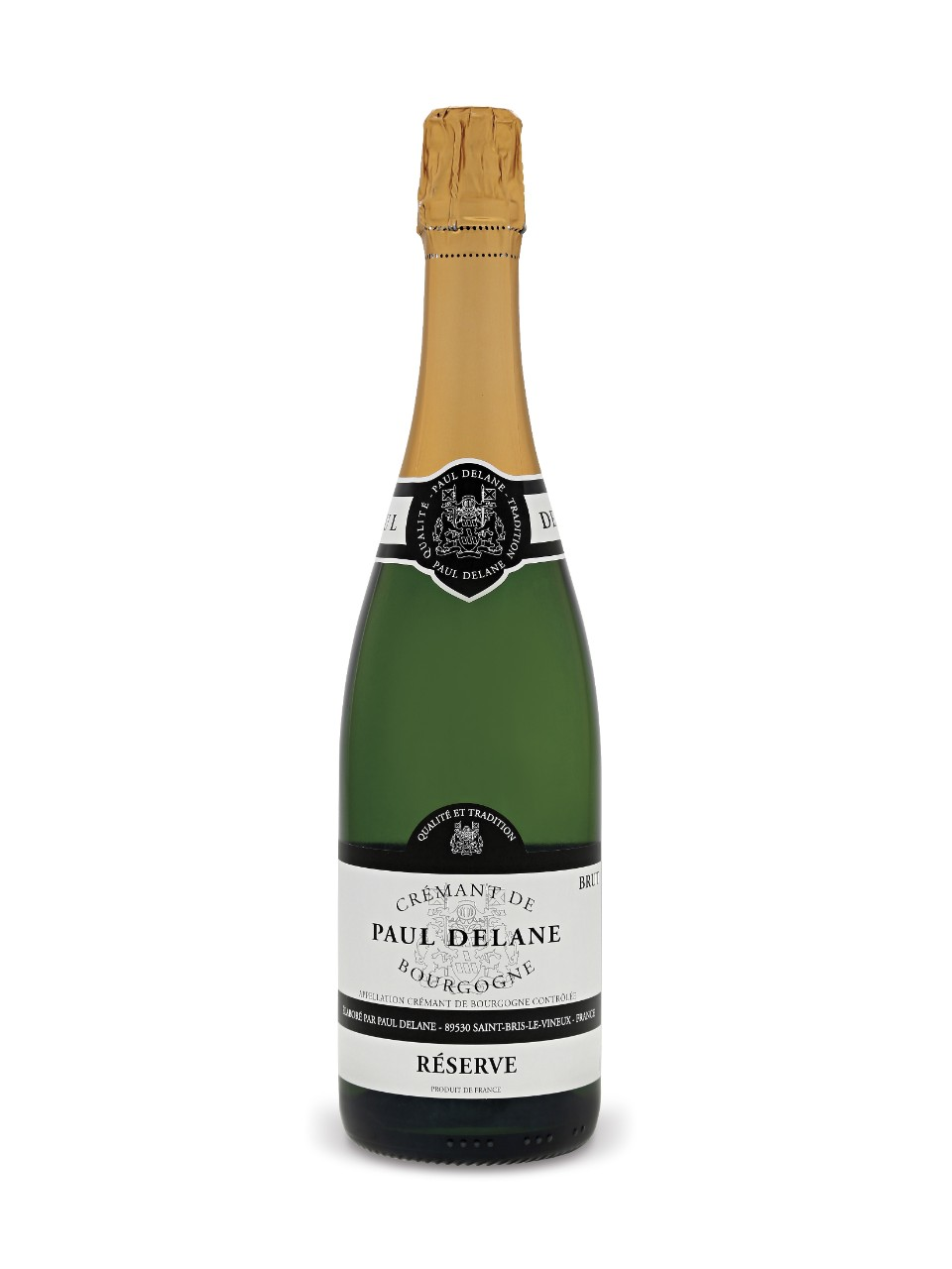 Image for Paul Delane Cremant De Bourgogne Reserve from LCBO