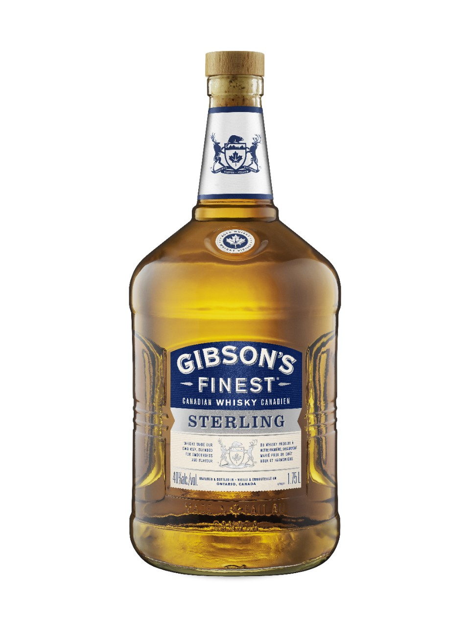Whisky Gibson's Finest Sterling