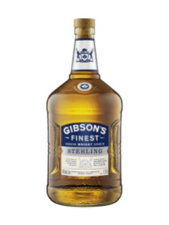 Gibson's Finest Sterling Edition Whisky