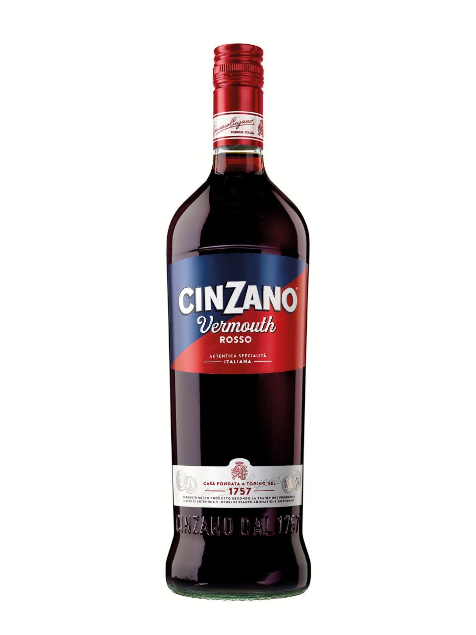 Image for Cinzano Rosso Sweet Vermouth from LCBO