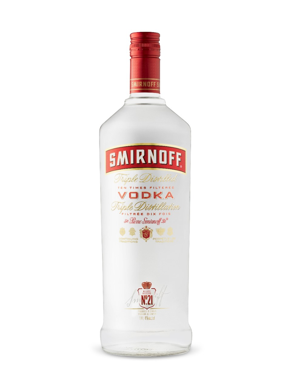 Image for Smirnoff Vodka from LCBO