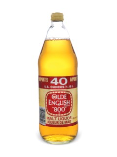 Pabst Olde English 800