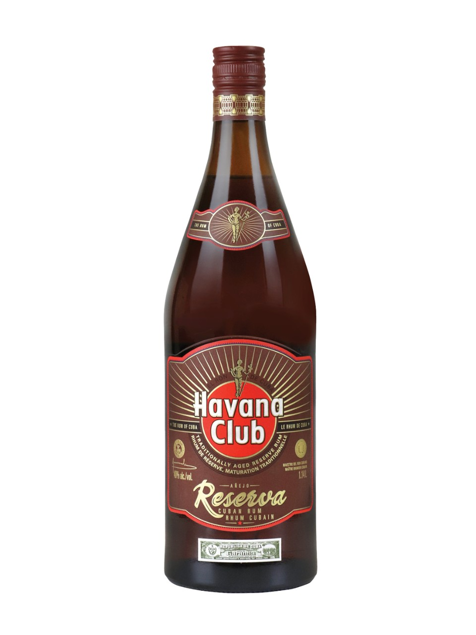 Image for Havana Club Anejo Reserva from LCBO