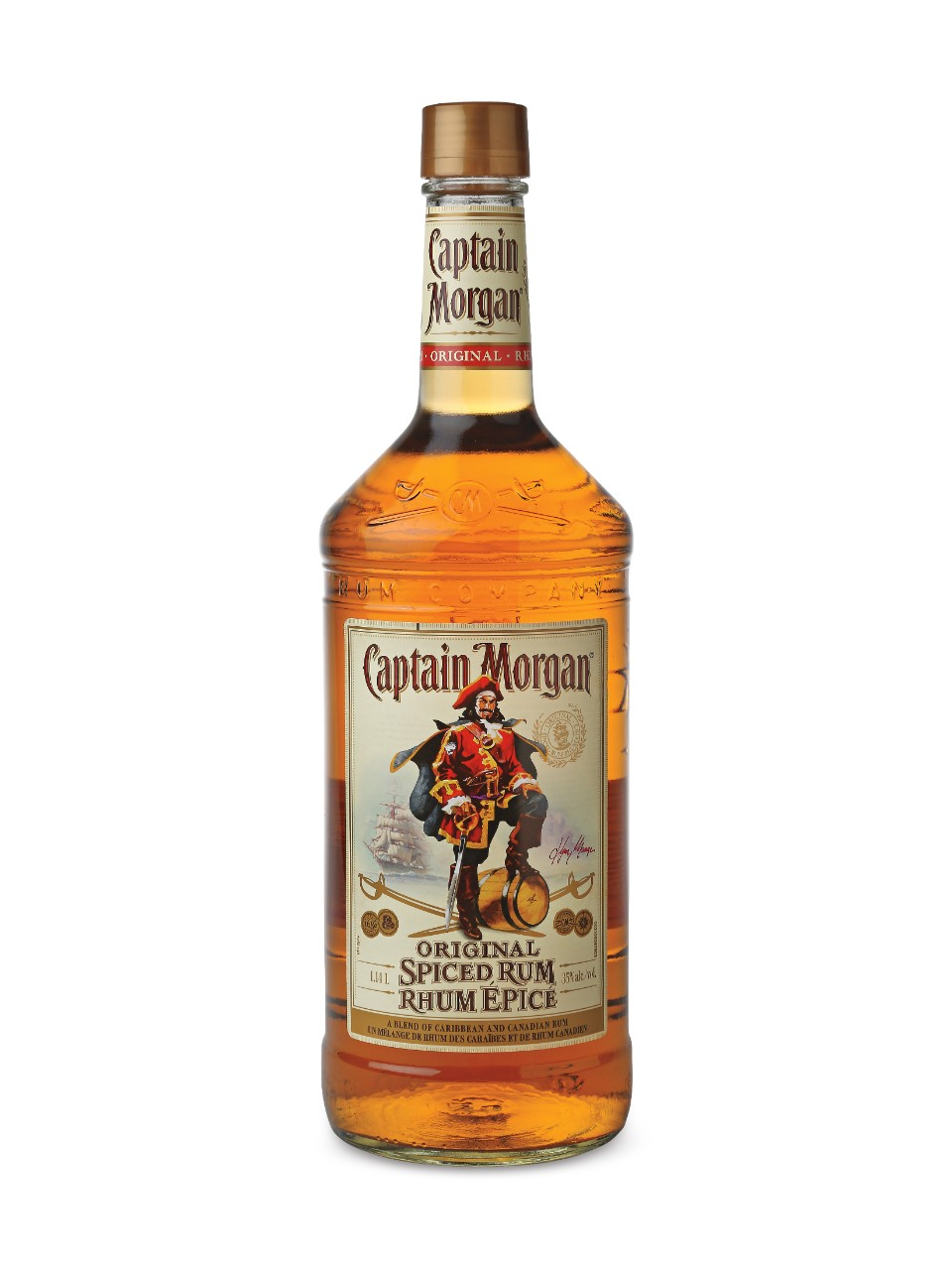 Captain Morgan Spiced Rum | LCBO