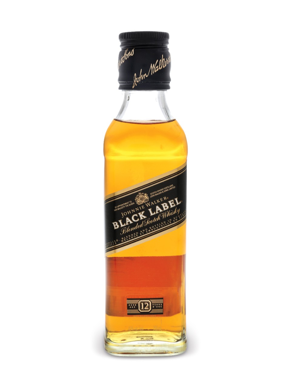 Johnnie Walker Black Label Scotch Whisky from LCBO